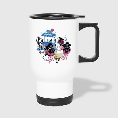 Under Water Criminal - Travel Mug
