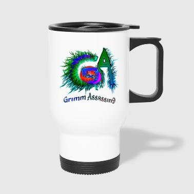 Grimm Assassin9 logo - Travel Mug