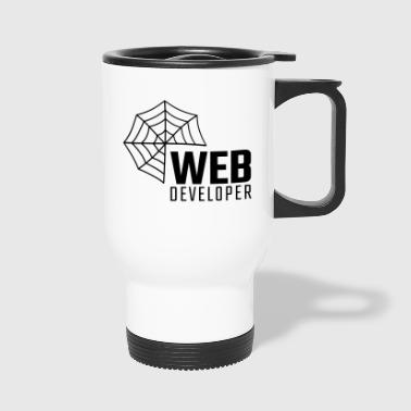 Web developer - Travel Mug