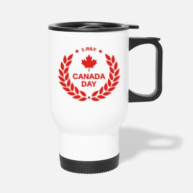 Maple Leaf maple leaf - Travel Mug