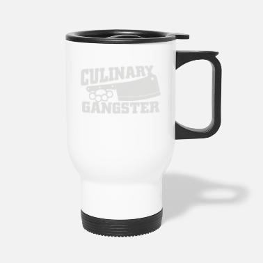 Culinary Gangster - Travel Mug
