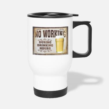 Beer beer - Travel Mug