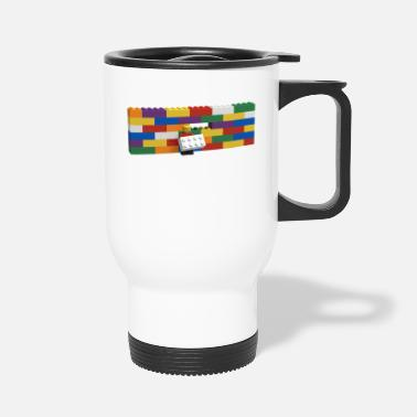 Lego Another Brick In Wall - Travel Mug