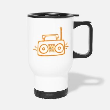 Radio radio - Travel Mug