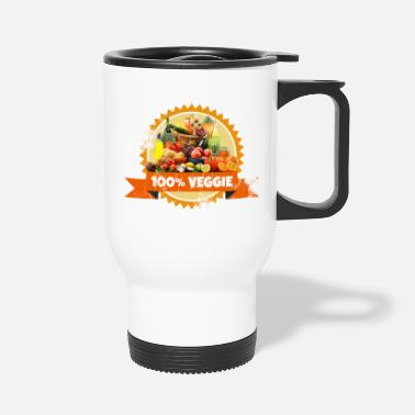 Vegetables Veggie Vegetables Vegan Fruits - Travel Mug