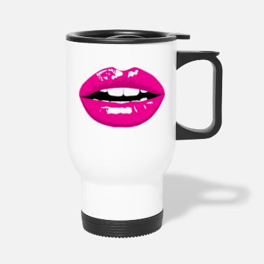 Mouth mouth - Travel Mug