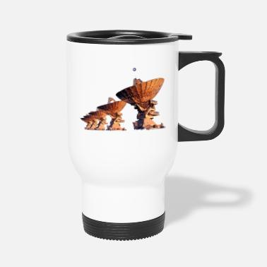 Search searching - Travel Mug