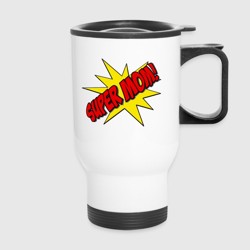 Super Mom - Travel Mug