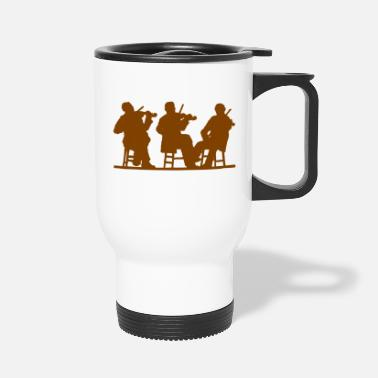 Concert music concert - Travel Mug