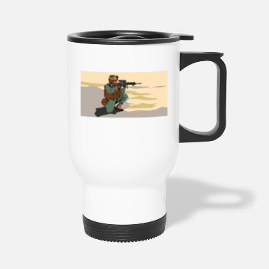Marine marine - Travel Mug