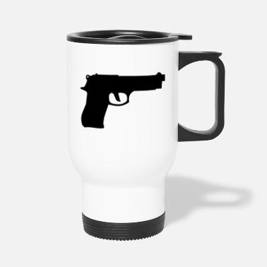 Pistol Pistol - Travel Mug