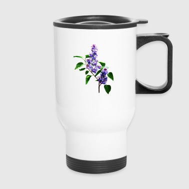 Spray of Lilacs - Travel Mug