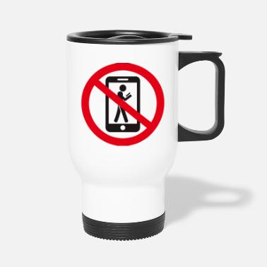 Prohibited the prohibition - Travel Mug