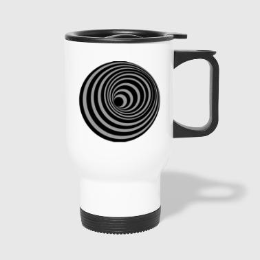 hole - Travel Mug