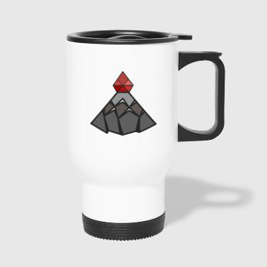 Ruby Peak - Travel Mug