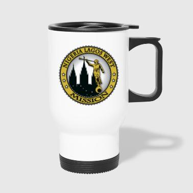 Nigeria Lagos West Mission - LDS Mission Classic - Travel Mug