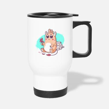 Love Me Loves Me, Loves Me Not - Travel Mug
