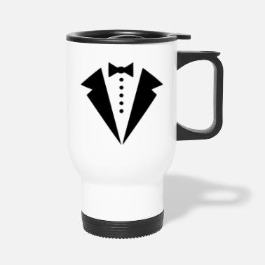 Tuxedo Tuxedo Hallowen Costume - Travel Mug