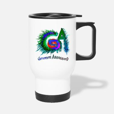 Grimm Grimm Assassin9 logo - Travel Mug