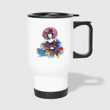 Geisha Geisha - Travel Mug