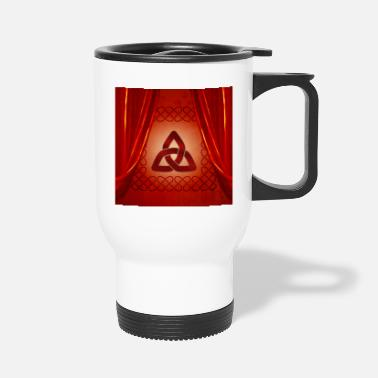 Celtic Knot The celtic knot - Travel Mug