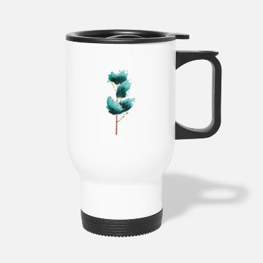 Storm Roots, tree - Travel Mug