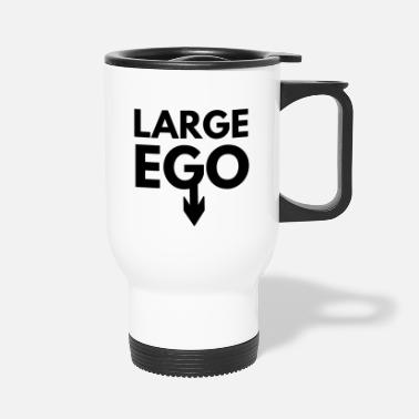 Large Large Ego - Travel Mug