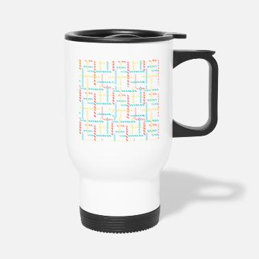 Dash Dash, Dash and Dash - Travel Mug