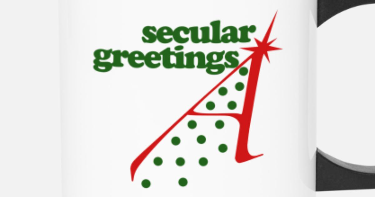 Secular Atheist Christmas by boogiemonst | Spreadshirt