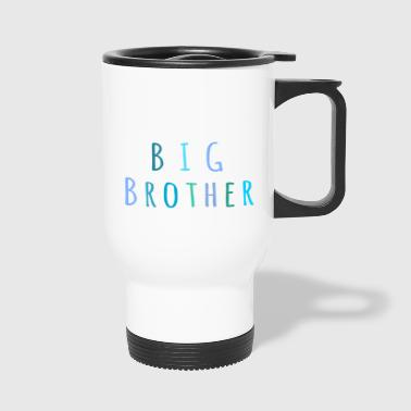 Big Brother in blue - Travel Mug