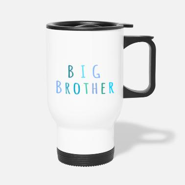 Big Big Brother in blue - Travel Mug