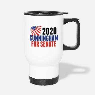 Cunningham for Senate - Travel Mug