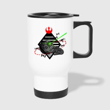 Death Star Run - Travel Mug