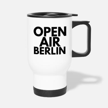 Open Air open air berlin - Travel Mug
