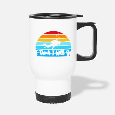 Under Water Scuba Diving Gifts for Underwater Diver - Travel Mug
