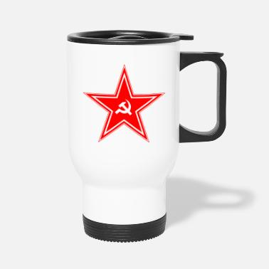 Soviet Union Soviet Union Star - Travel Mug