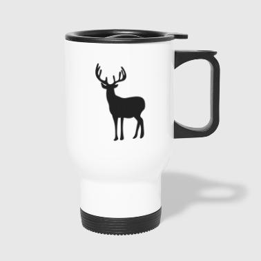 Wild Deer - Travel Mug