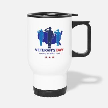 Shop Veteran Mugs & Drinkware online | Spreadshirt