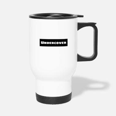 Collections Undercover Collection - Travel Mug