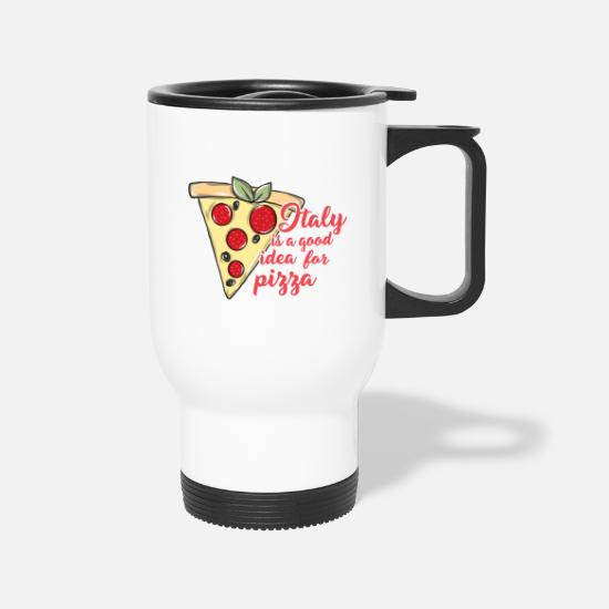 Rome Mugs & Drinkware - Italy - Travel Mug white