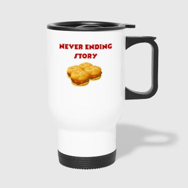 Burger story - Travel Mug