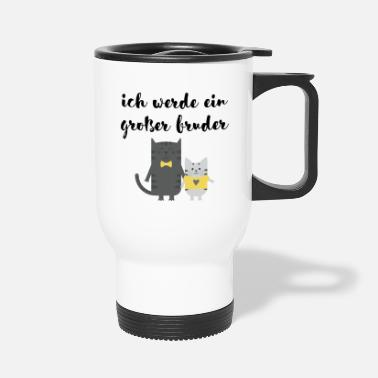 Siblings I'm going to be a big brother - Travel Mug