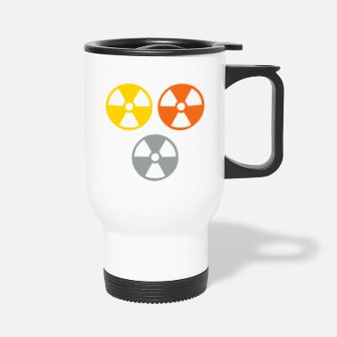 Nuclear Power Nuclear Power - Travel Mug