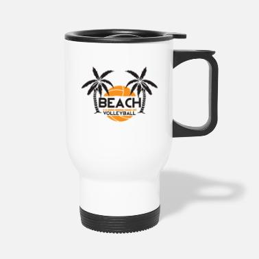 Beach Volleyball Beach Volleyball - Travel Mug