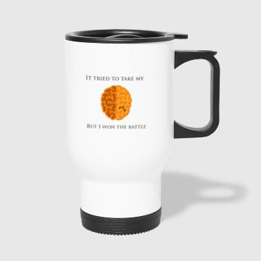 brain - Travel Mug
