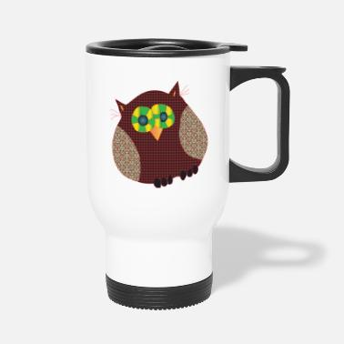 Owl owl - Travel Mug