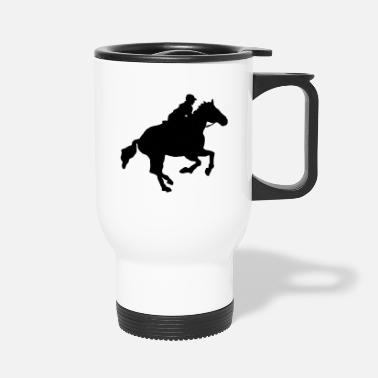 Gallop gallop - Travel Mug