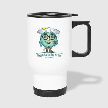 Mother Earth Day Love - Travel Mug
