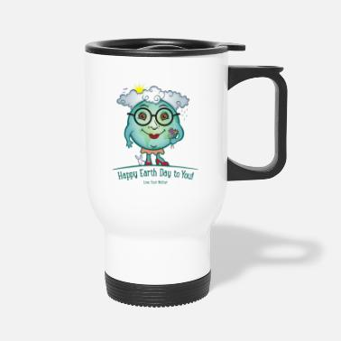 Day Mother Earth Day Love - Travel Mug