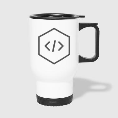 Coding - Travel Mug